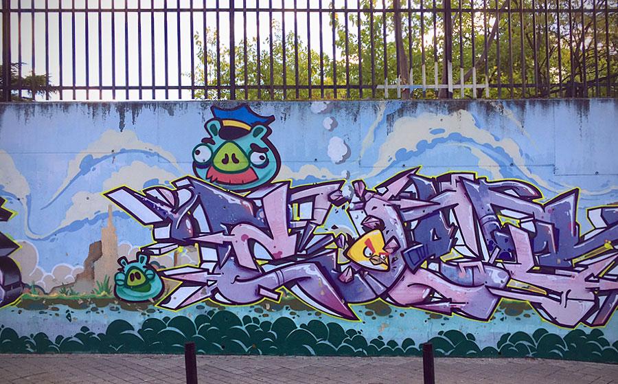 Angry Graffiti (cc)-by Alvy @ Microsiervos