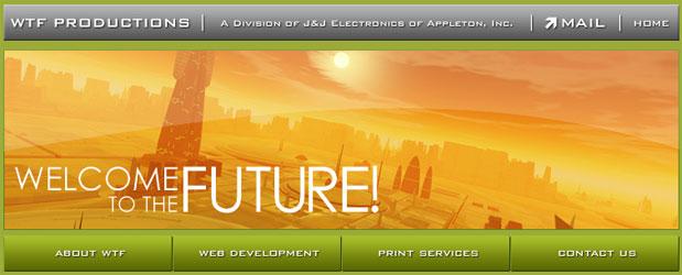 WTF Productions, Bienvenidos al Futuro WTF