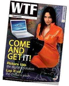WTF Magazine UK