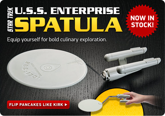 Star Trek Spatula