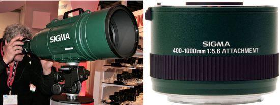 Sigma 200-500mm F/2.