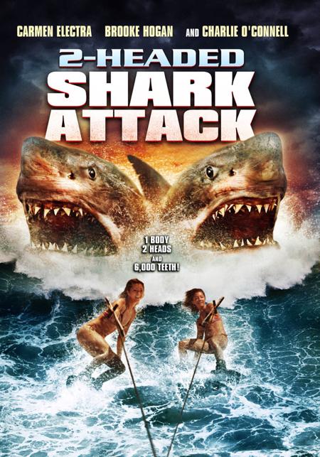 El ataque del tiburón de dos cabezas, y otras películas que nunca ...