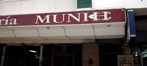 Jamonería Munich por Quenerapú