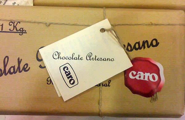 Chocolate Caro