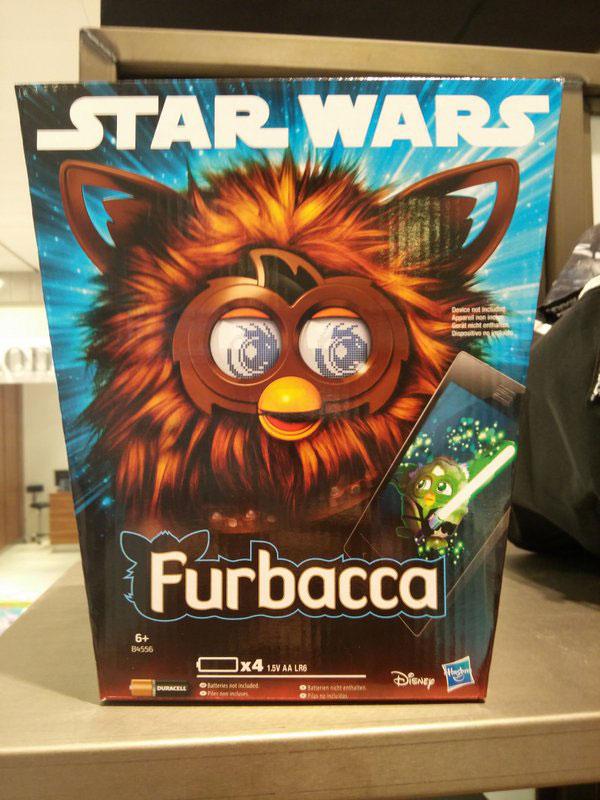 Furbacca… ¡Aaaaaargh!
