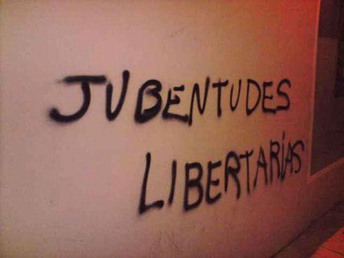 Jubentudes libertarias