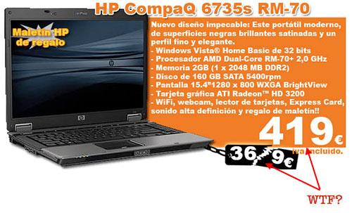 Ofertón PC Componentes