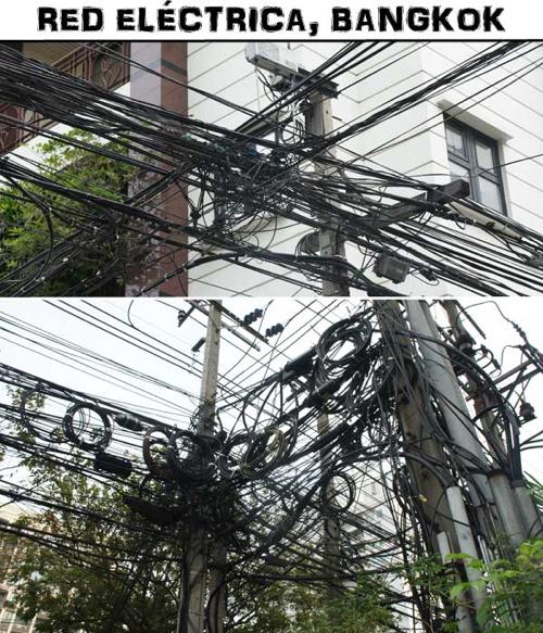 Red Eléctrica Bangkok