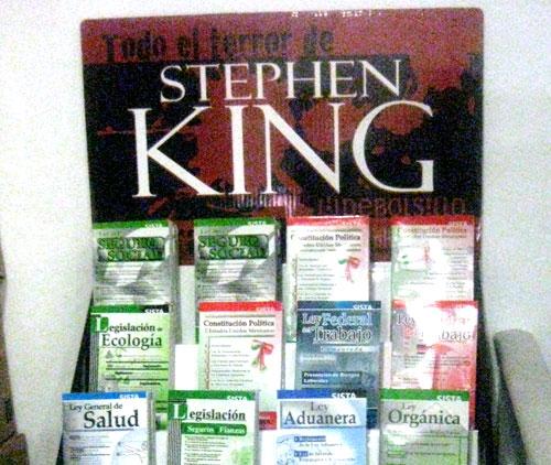 Stephen King y las leyes