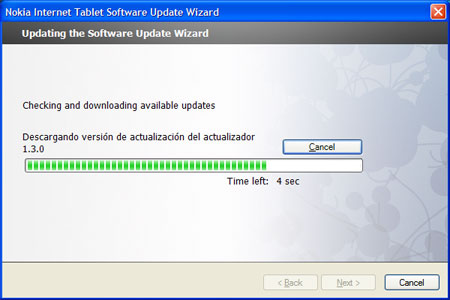 Actualizador-Nokia