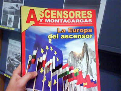 Ascensores-Montacargas