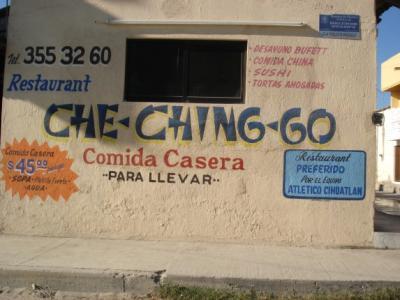 Restaurant Che-Ching-Go