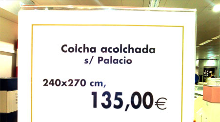 Colcha-Acolchada
