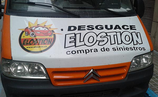 Desguace-Elostion