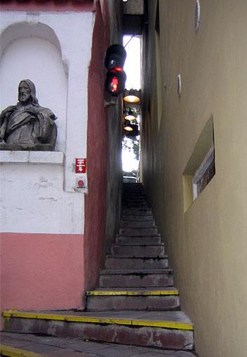 Escaleras-Semaforo