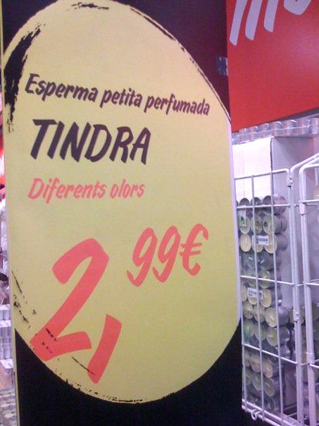 Esperma Ikea WTF?