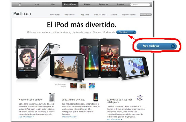 Ipodtouch Chikito / by ¡Qué No se diga!