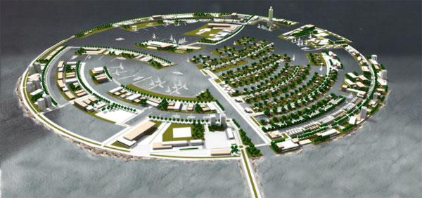 Isla Luna Valencia en versión virtual