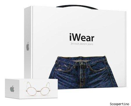 iWear: ropa Steve Jobs