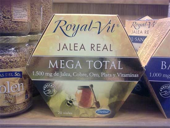 Jalea Real Mega Total