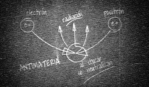 Materia-Antimateria-Cuatro