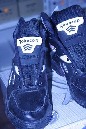 Zapatillas Robocop