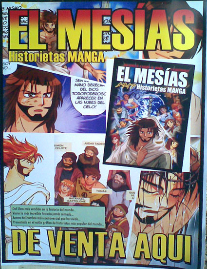 Mesias-Version-Manga