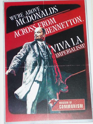 Museo del Comunismo en Praga