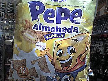 Pepe-Almohada
