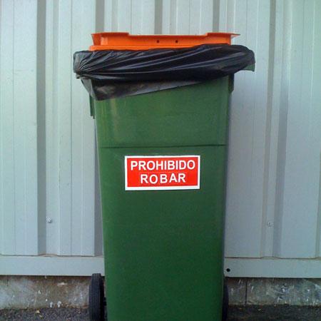 Prohibido Robar Cubo