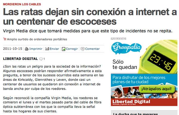Ratas-Internet