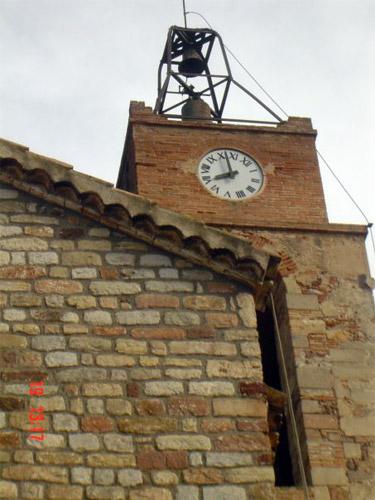 Reloj Bigues Iglesia