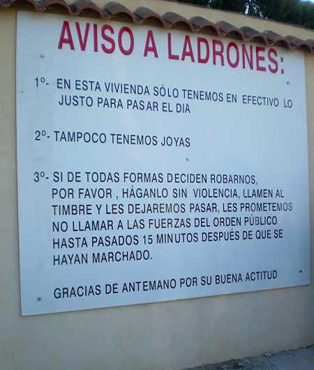 Senor Ladron