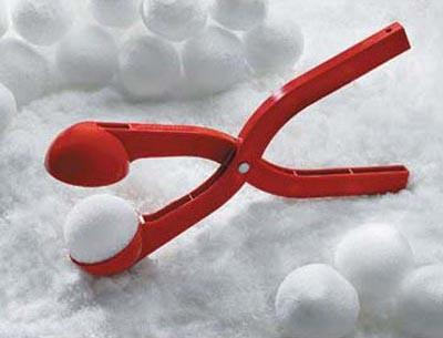 Hacerdor de bolas de nieve