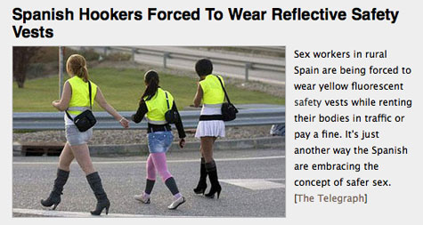 Spanish-Hookers