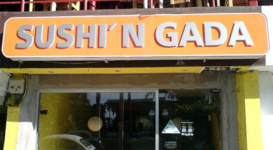 Sushin' Gada
