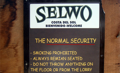 The Normal Security / Foto: Alvy