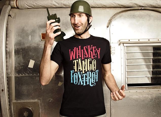 Wtf-T-Shirt