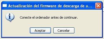 Error ordenador apagado